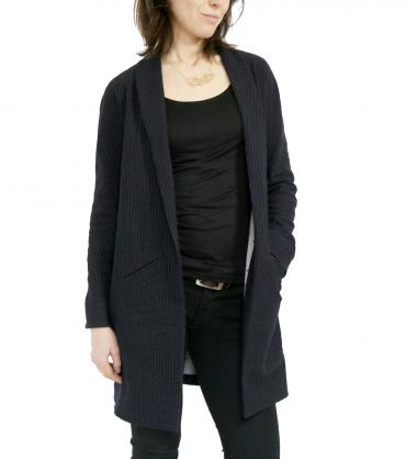 France Duval Stalla coat: fabric & size